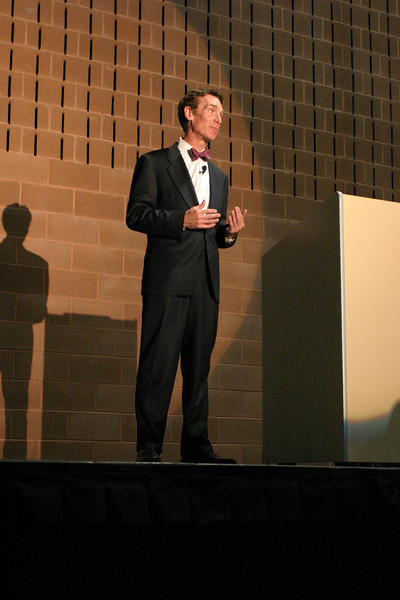 2007 OUAB Presents Bill Nye the Science Guy!