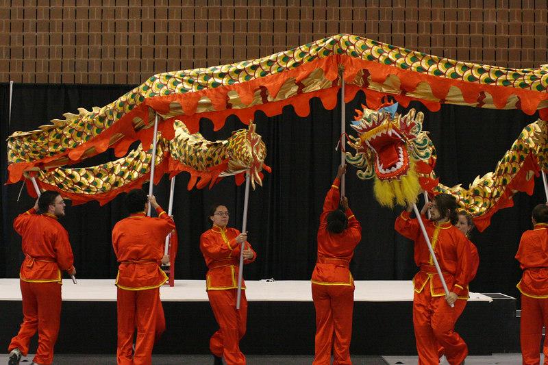 2006 Buckeye World Tour: Tea Ceremony & Chinese Dragon Dance
