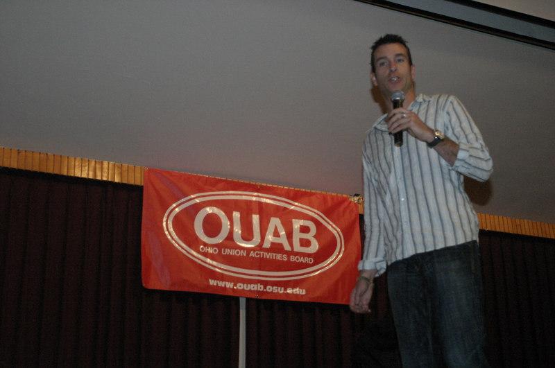 2006 OUAB presents David Wygant