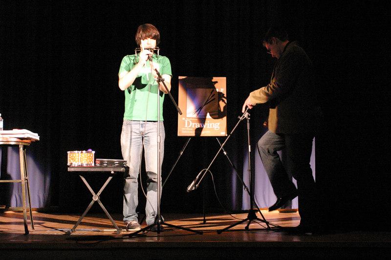 2007 OUAB Presents Demetri Martin