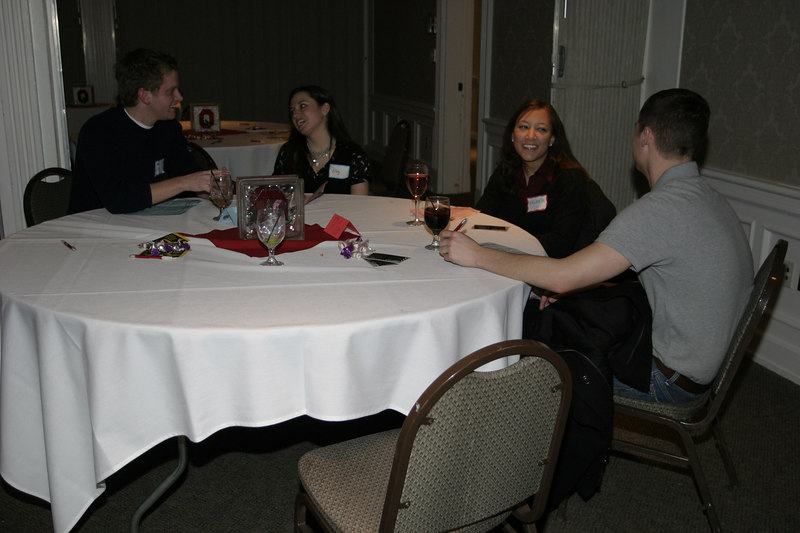 2007 Grad & Professional Speed Dating