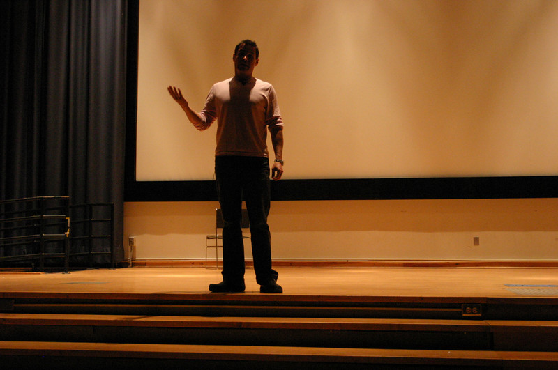 2007 OUAB Presents Jeff Corwin