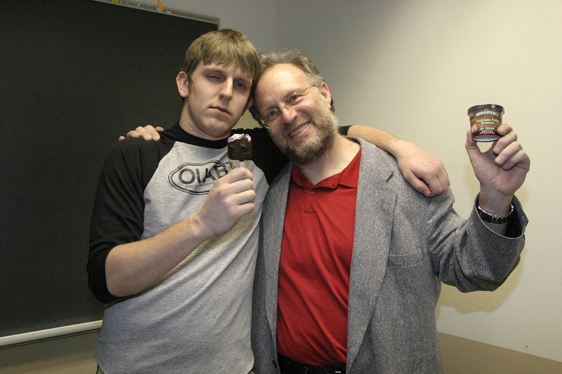 2007 OUAB Presents Jerry Greenfield