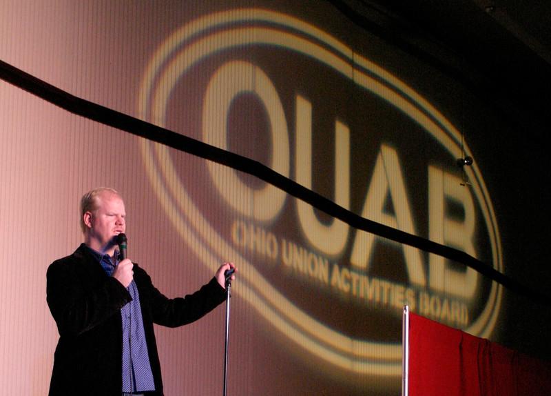 2007 OUAB Presents Josh Blue & Jim Gaffigan