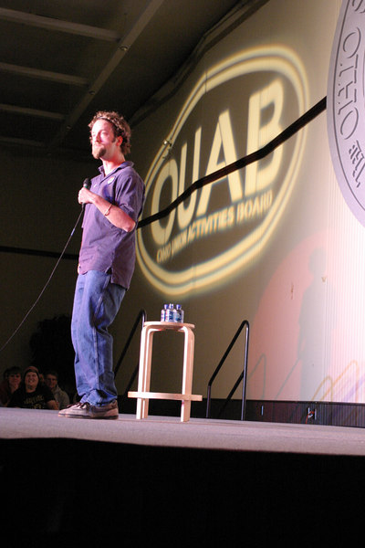 2007 OUAB Presents Josh Blue & Jim Gaffigan