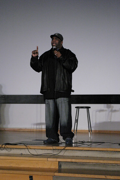 2007 OUAB Presents Patrice O'Neal