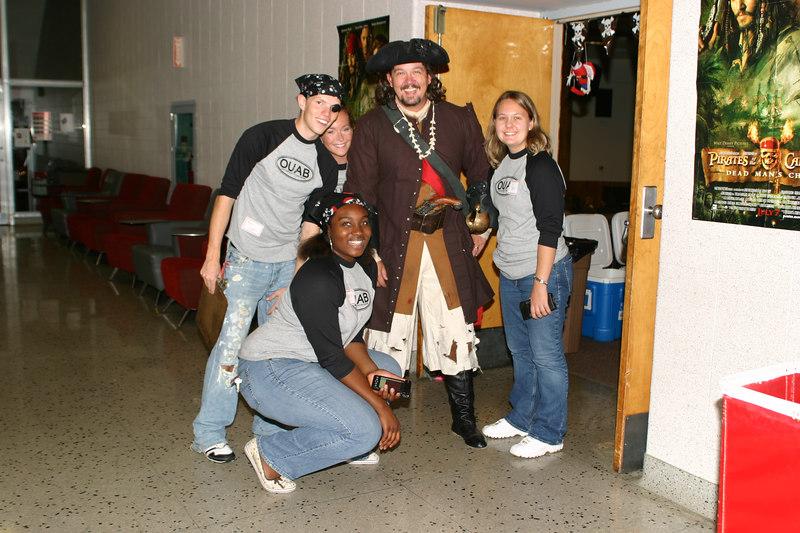 2006 Pirates of the Caribbean Movie