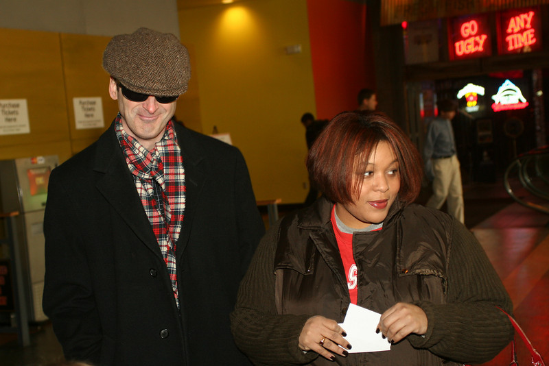 2008 A Day at the Movies with President Gee