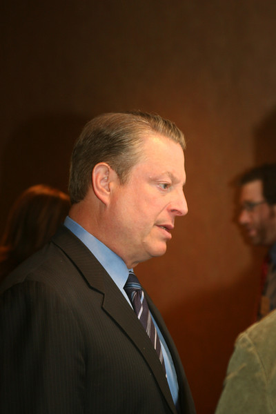 2008 Al Gore Speaks About the Environment