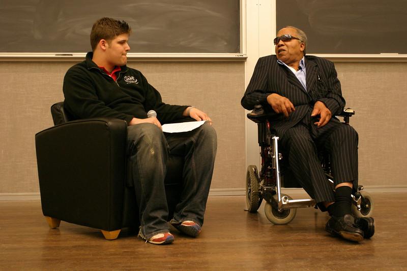 2008 Frank Lucas Lecture