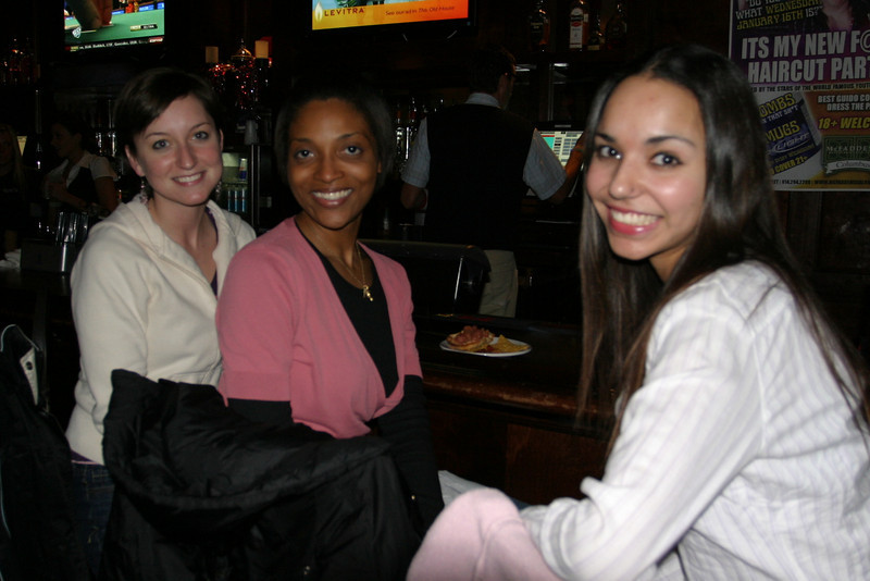 2008 Grad/Prof Happy Hour