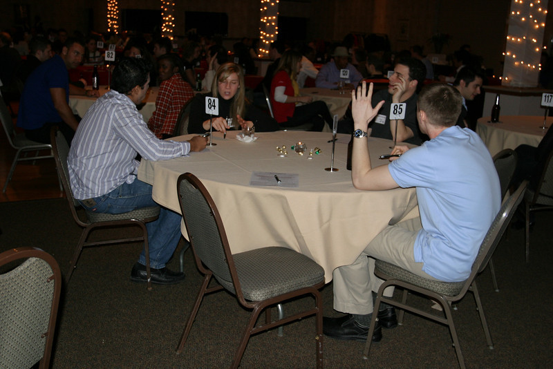 2008 OUAB Grad/Prof Speed Dating