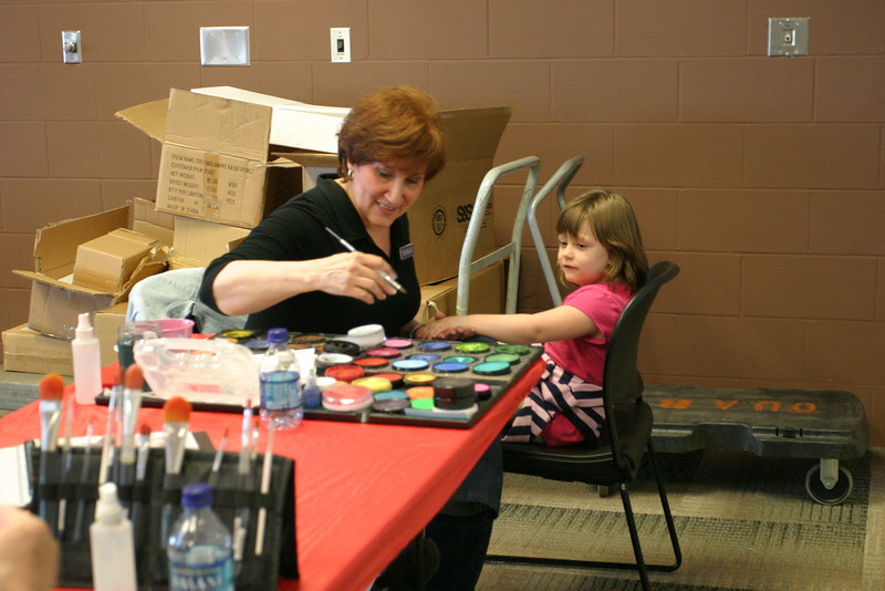 2008 Graduate and Professional Family Fun Day