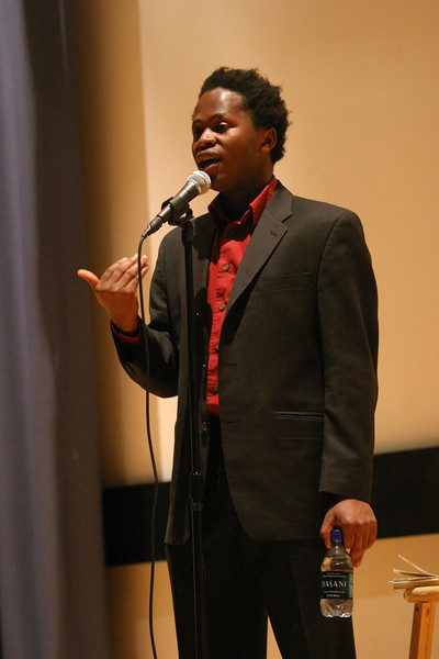 2008 OUAB Presents Ishmael Beah