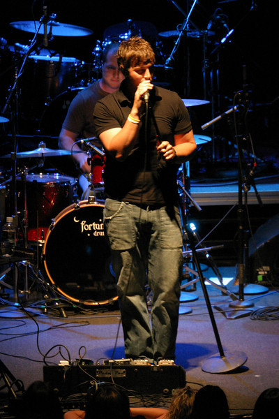 2008 OUAB Presents Josh Gracin and Scarlet Kings