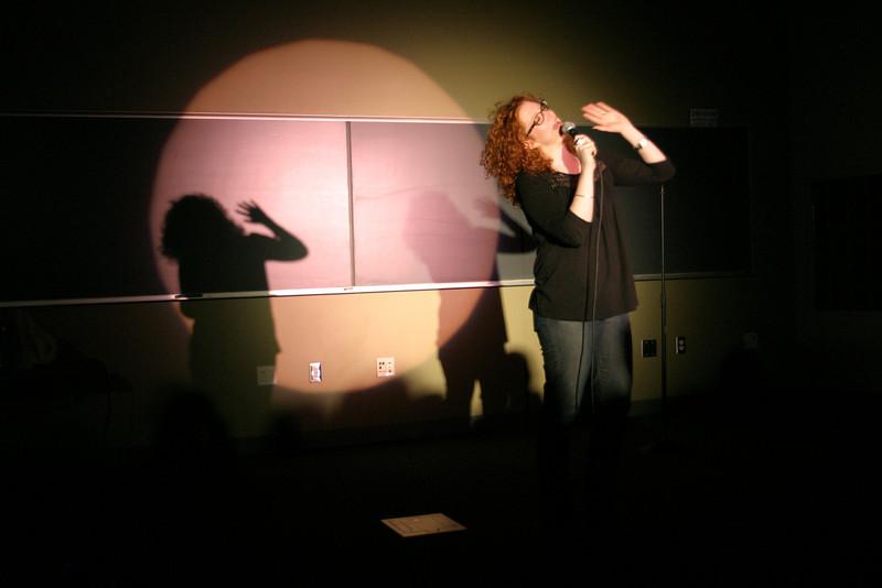 2008 OUAB Ladies Comedy Night