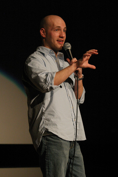 2008 OUAB Presents Ted Alexandro