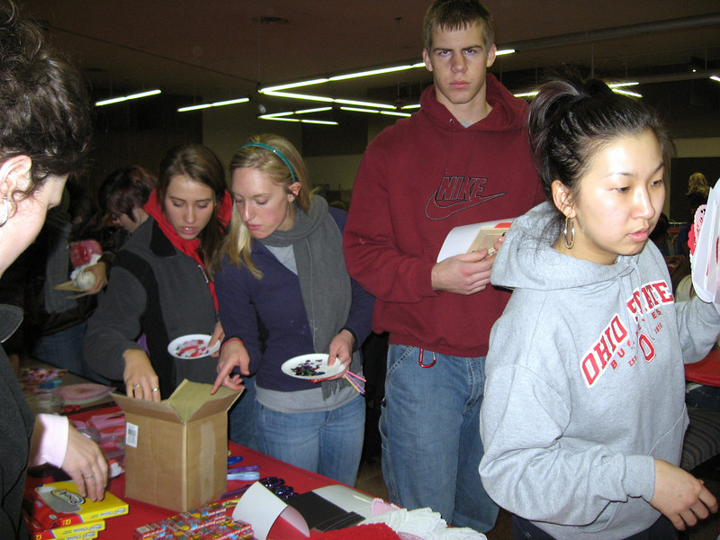 2008 OUAB Valentine Crafts