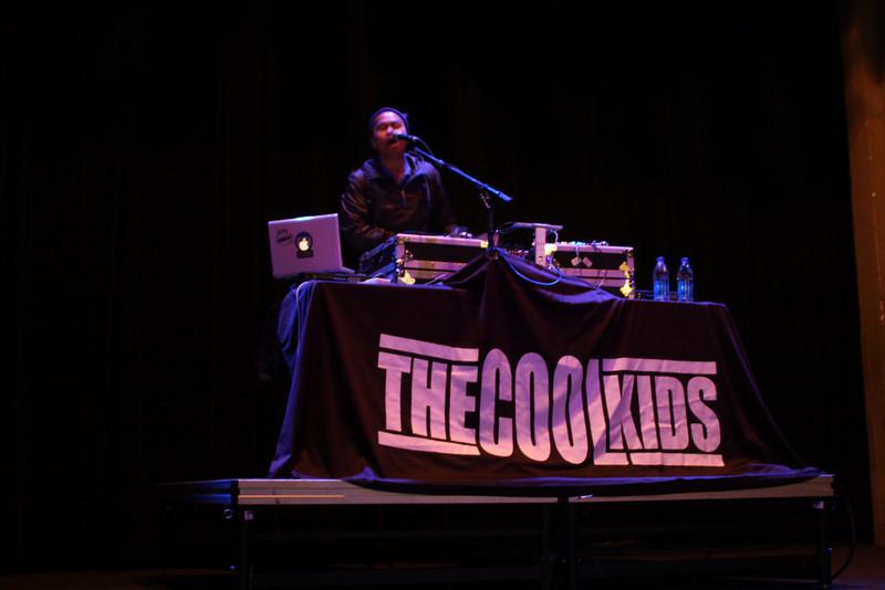 OUAB Big Free Concert - Kid Cudi Concert April 13, 2009