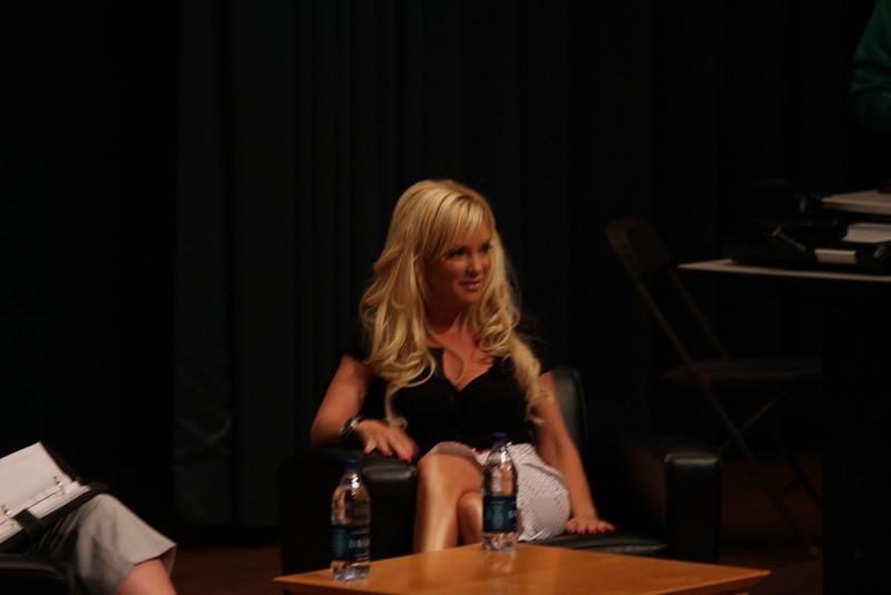 2009 OUAB presents Bridget Marquardt