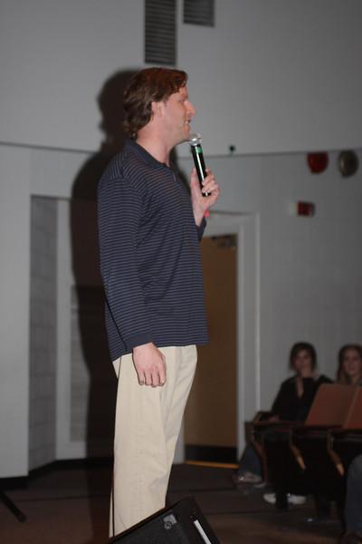 2009 OUAB Presents Gabriel Holmes