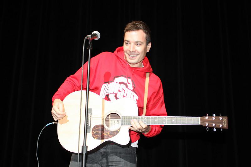 2008 OUAB Presents Jimmy Fallon