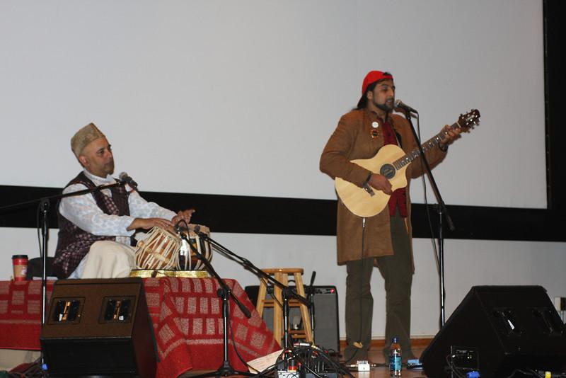 2009 Peace and Music with Salman Ahmad