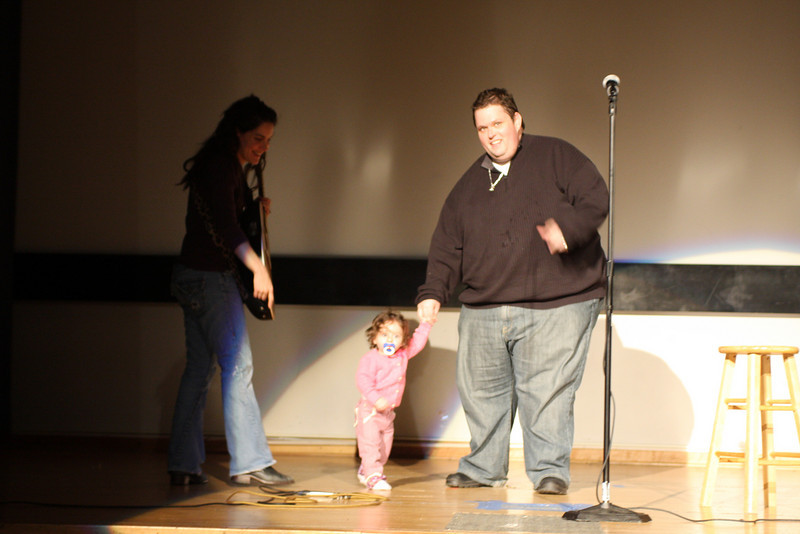 2009 OUAB Presents Ralphie May