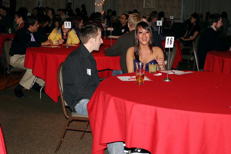 2009 Speed Dating Event