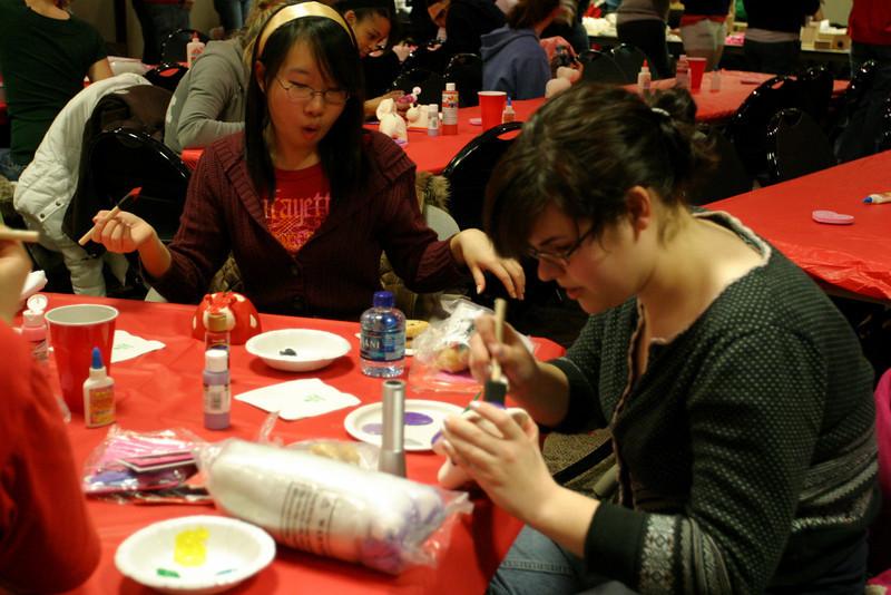 2009 OUAB Valentine Craft Night