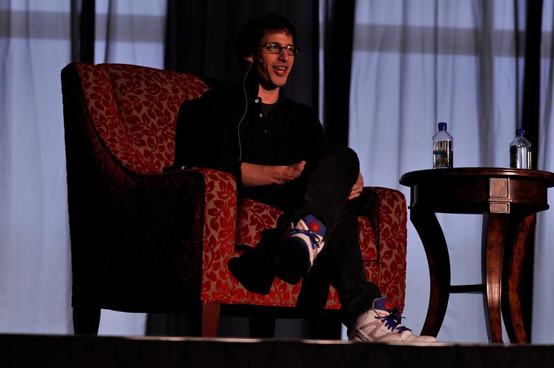 2010 OUAB presents Andy Samberg