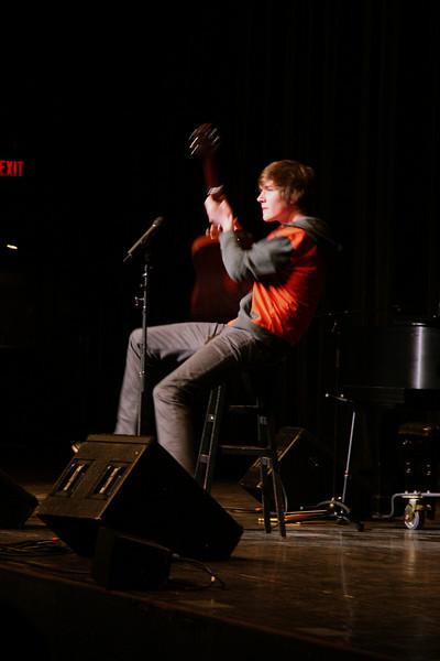 OUAB Presents Bo Burnham at the Ohio Union February 24, 2010