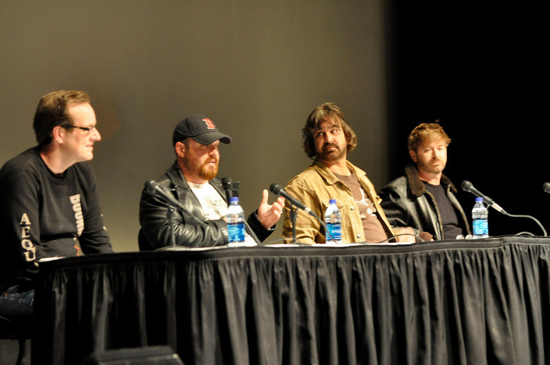 2010 OUAB presents The Boondock Saints II cast members