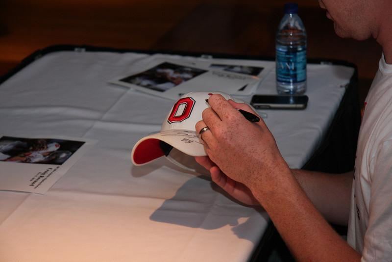 2010 Celebrity Signing Series - Craig Krenzel