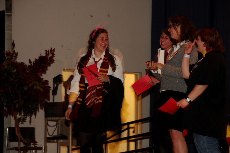 2009 Harry Potter Movie and Costume/Trivia Contest