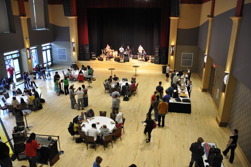 2010 OUAB presents Jazz & Ribs Night