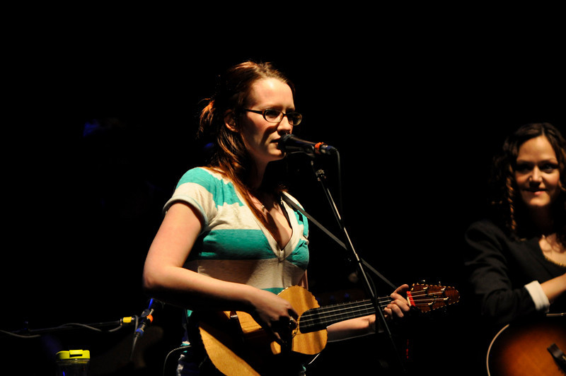 2010 OUAB Presents Mat Kearney and Ingrid Michaelson