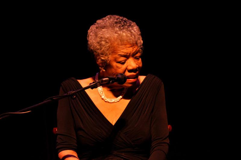 2010 OUAB Presents Maya Angelou