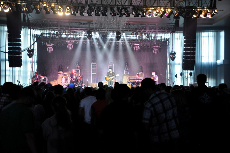 2010 OUAB Buckeyethon Benefit Concert - Chuck Wicks