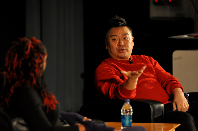 Rex Lee, from HBO's Entourage, vists Columbus for an OUAB event.