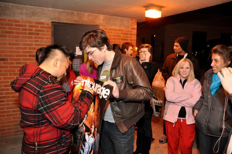 2010 OUAB Presents Rex Lee