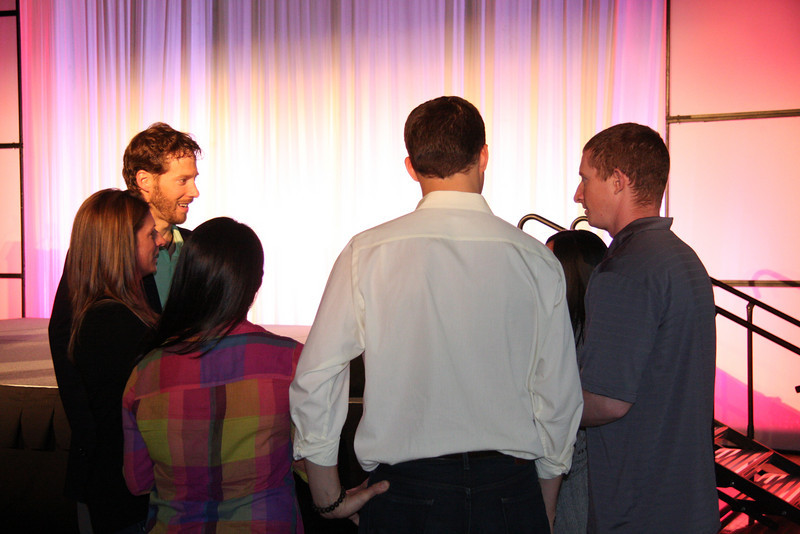 2011 Aron Ralson: Between a Rock and a Hard Place