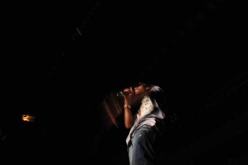 2011 OUAB Big 3 Concert ft. B.o.B.