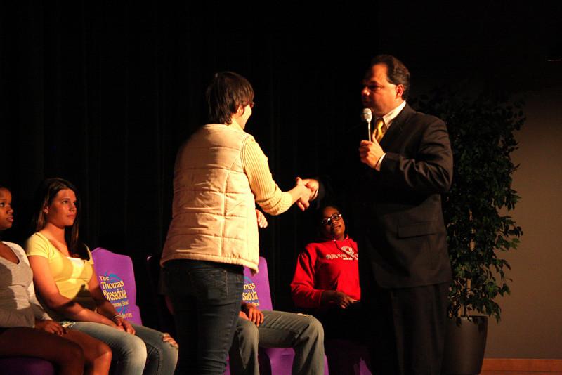 2011 A Night with Master Hypnotist Tomas Bresadola