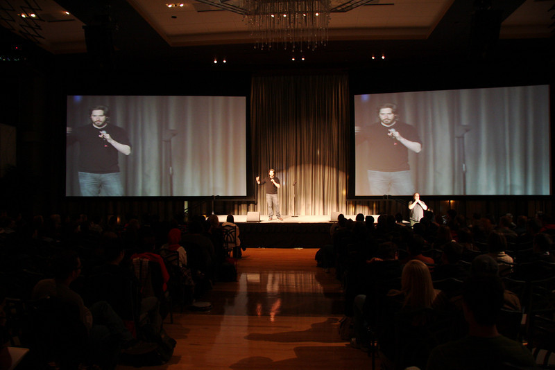 "2011 ""Whoa, Dream Big!"": Directing with Jason Reitman"
