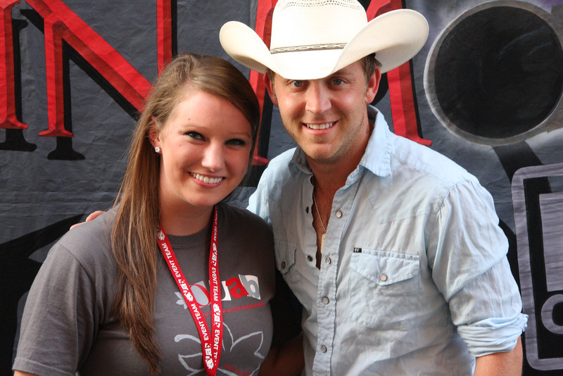 2011 Justin Moore Concert
