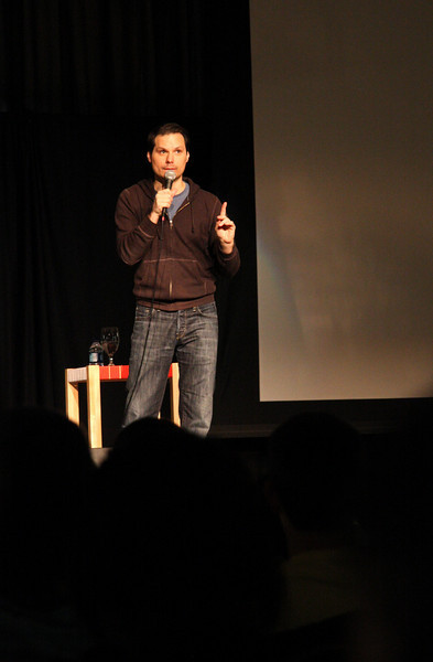 2011 OUAB Presents: Michael Ian Black