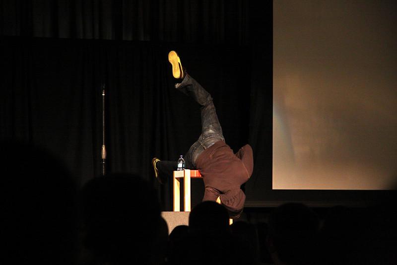 2011 OUAB Presents: Michael Ian Black