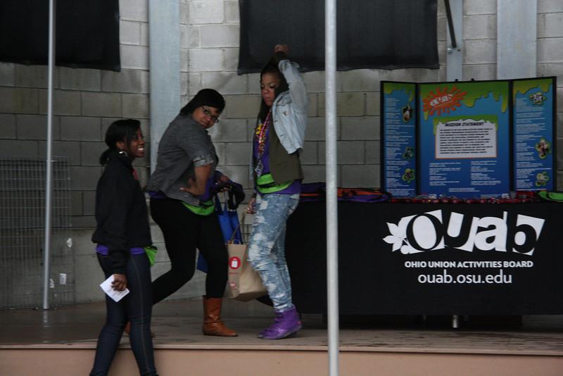 2011 OUAB Big3Concert ft. Lupe Fiasco