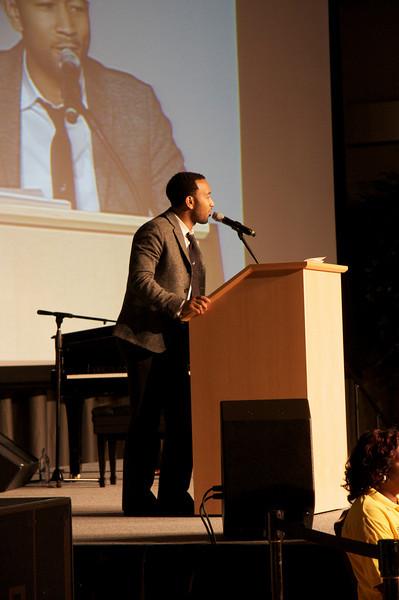 2010 OUAB Presents John Legend